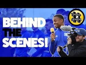 BEHIND THE SCENES OF THE TRIALS! - HASHTAG ACADEMY SECOND CHANCE
