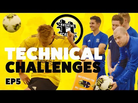 HASHTAG ACADEMY S2E5: TECHNICAL CHALLENGES!