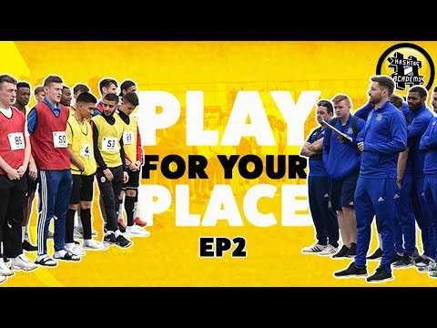 HASHTAG ACADEMY S2E2: PLAY FOR YOUR PLACE!