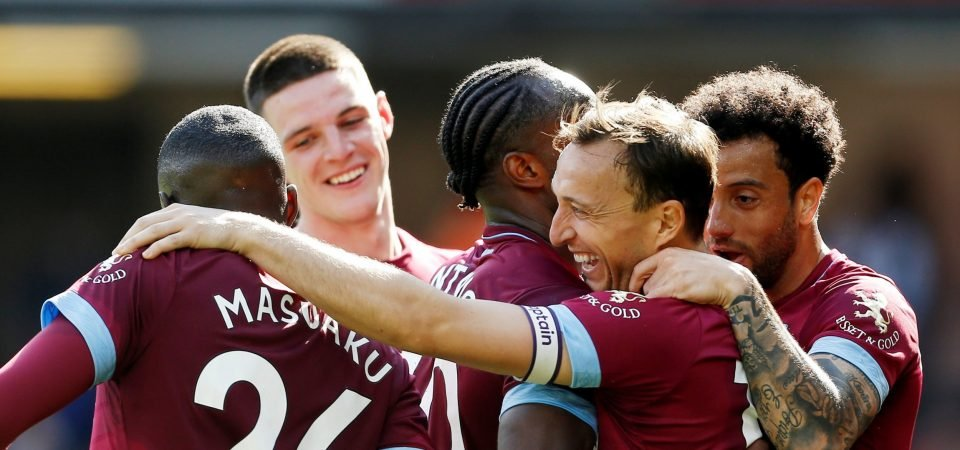 West Ham could push for top-six finish next season