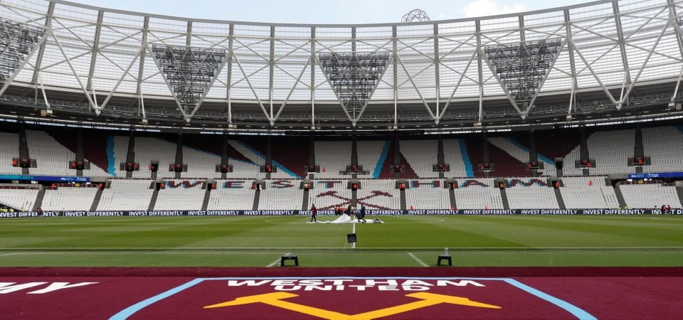 West Ham United fans on Twitter unhappy after Betway Cup announcement