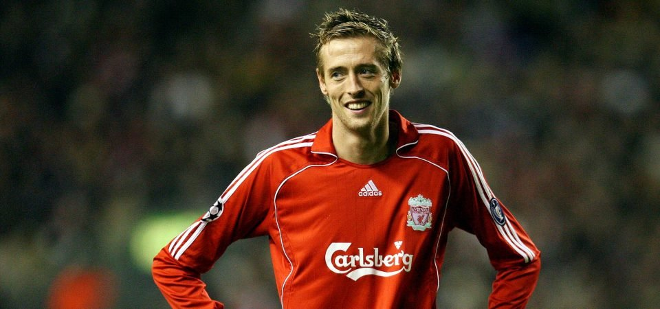 Liverpool fans react to Peter Crouch's retirement