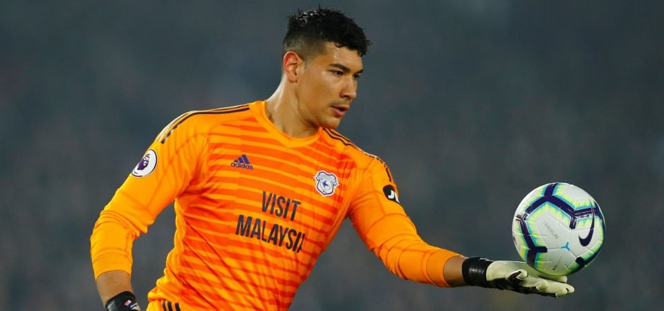 Wouldn't mind that: Liverpool fans discuss a move for Cardiff's Neil Etheridge