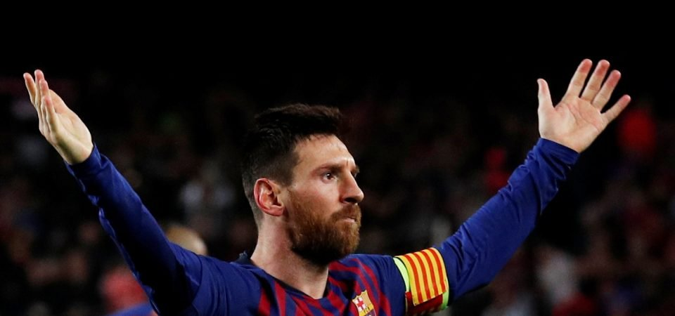 Manchester City: Lionel Messi deal is not dead in the water