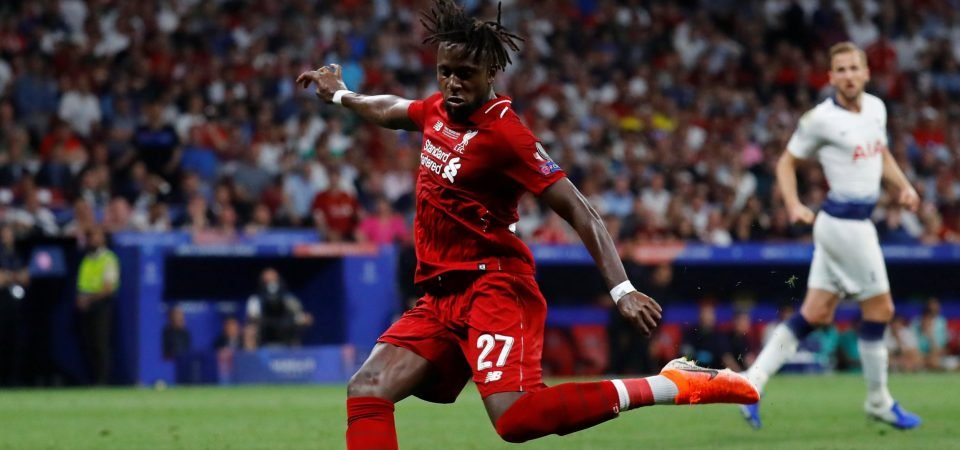 Liverpool shouldn't have offered Divock Origi a new contract, says Steve Nicol