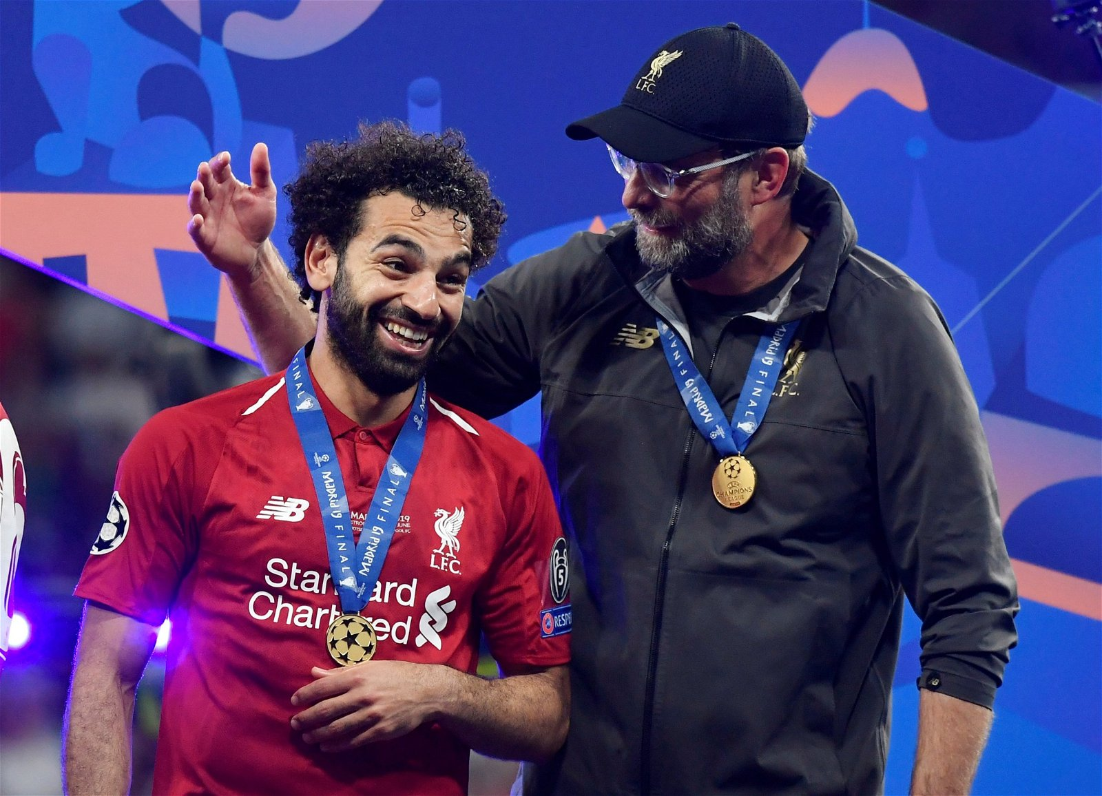 salah klopp 3 - Liverpool's £369.1m investment now worth £1.1bn thanks to shrewd Edwards operating - opinion