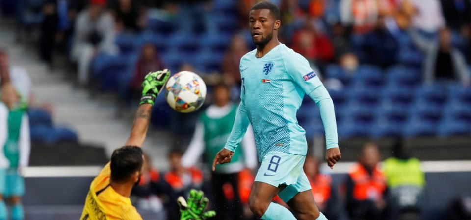 The Chalkboard: Wijnaldum can solve two key gaps in Liverpool's squad