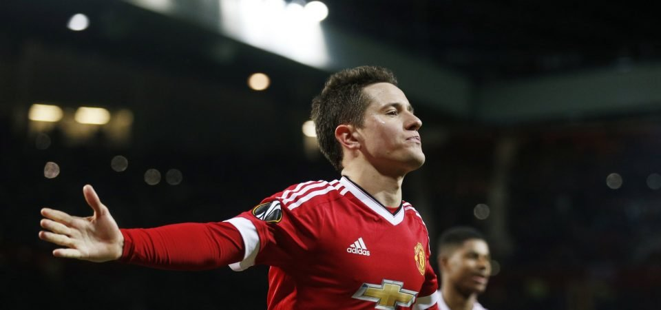 What is Ander Herrera's Manchester United legacy?