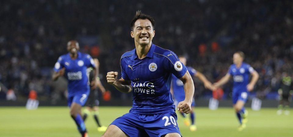 What is Shinji Okazaki's Leicester City legacy?