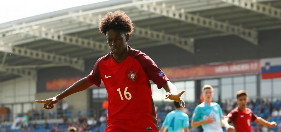 Scout Report: Who is Manchester City-bound Félix Correia?