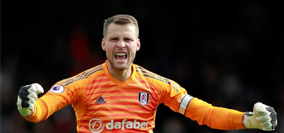 Aston Villa fans are against Fulham's Marcus Bettinelli joining the club