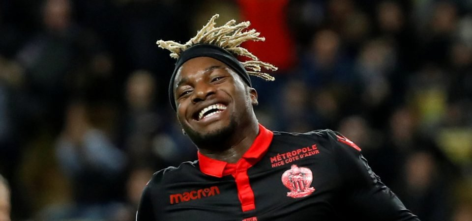 What have the experts said about Newcastle newbie Allan Saint-Maximin?