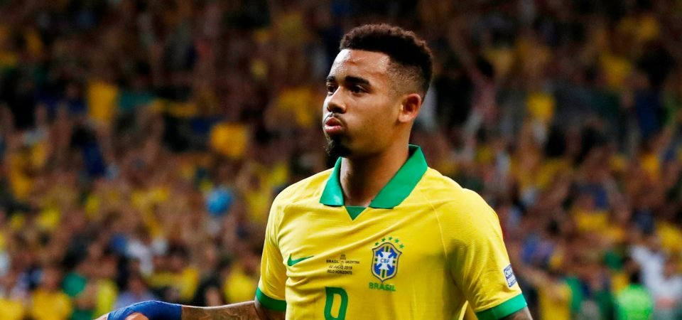 Gabriel Jesus' Copa America performances give Pep Guardiola food for thought