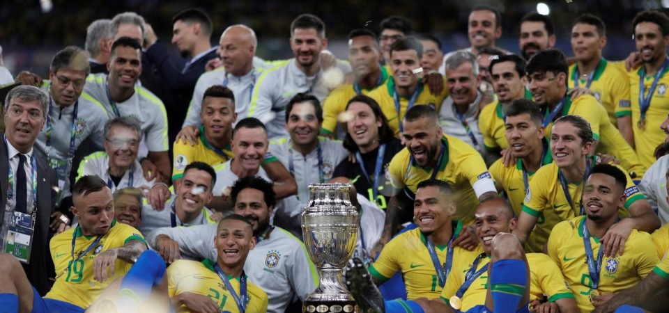 Ten tournament-defining pictures from Copa America