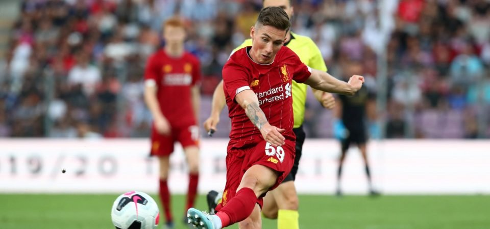 Liverpool fans want to keep Harry Wilson after excellent long-range goal