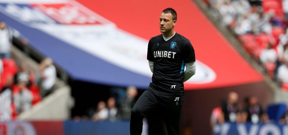 Aston Villa exclusive: Lee Hendrie warns John Terry exit would be detrimental