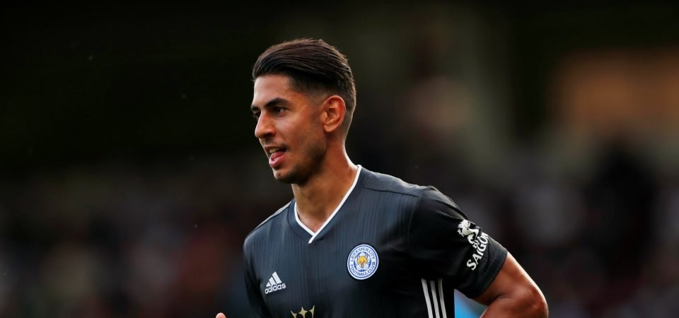 Leicester's Ayoze Perez sends encouraging message ahead of weekend's game