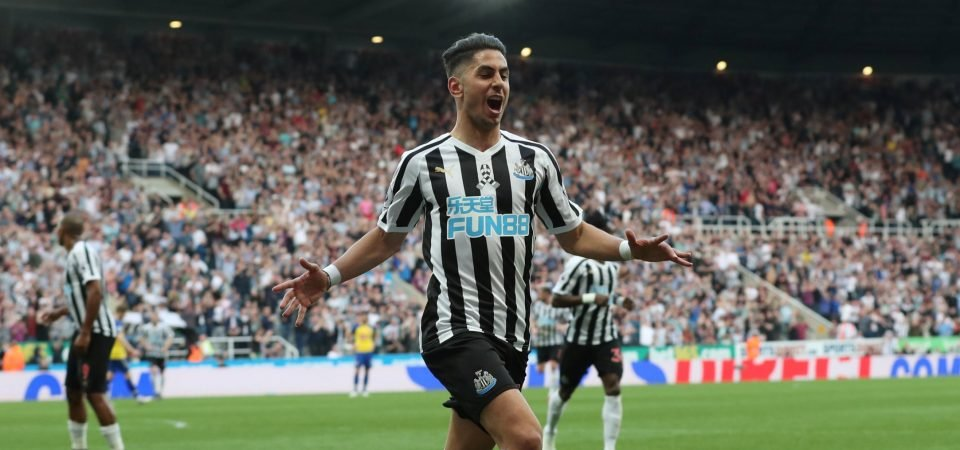 Leicester fans delighted after Ayoze Perez transfer reports