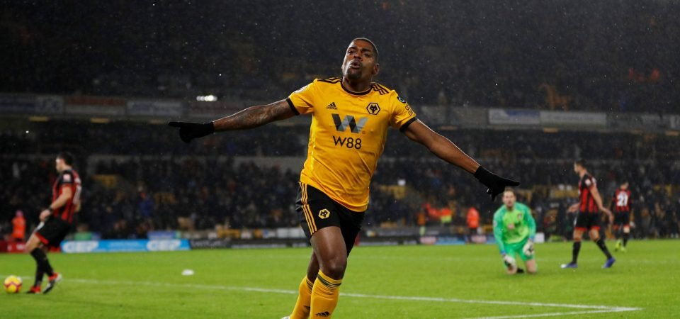 Wolves would take a big risk by letting Cavaleiro leave imminently
