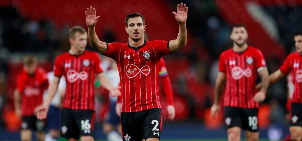 Southampton forced to play Spurs after Cedric injury