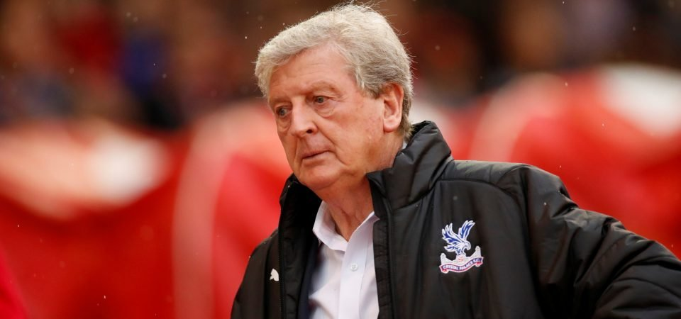 Crystal Palace's potential XI for the trip to Sheffield United