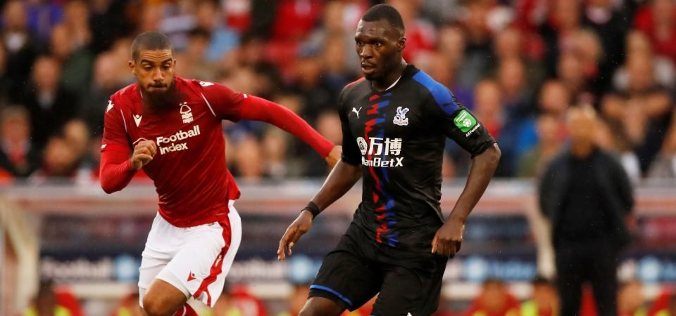 Crystal Palace fans react as Christian Benteke to Fenerbahce link emerges