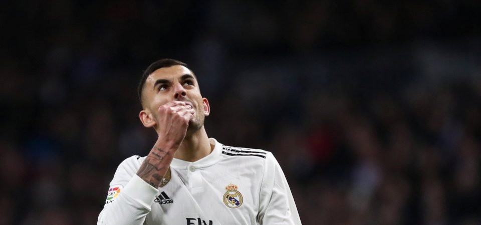 Spurs closing in on Ceballos deal