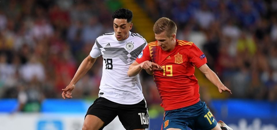 Wolves target Dani Olmo can help Ruben Neves improve his goal contributions
