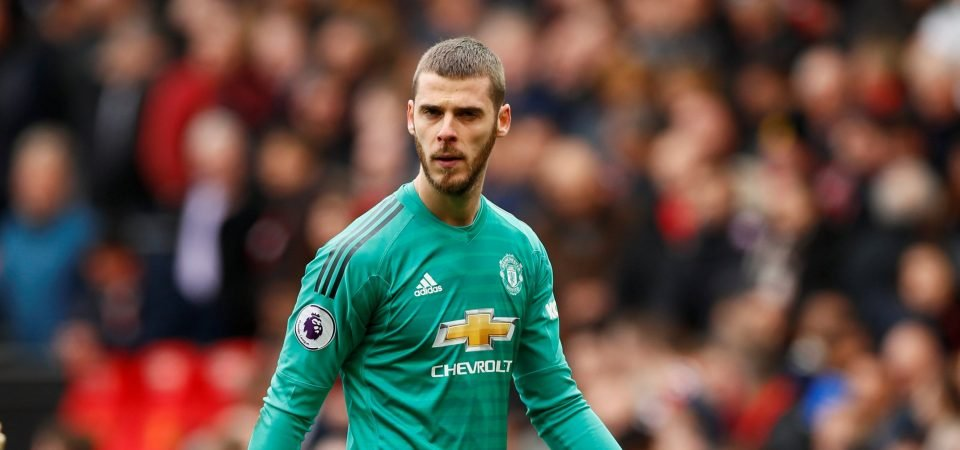Manchester United must offload David de Gea in January amid contract stand-off