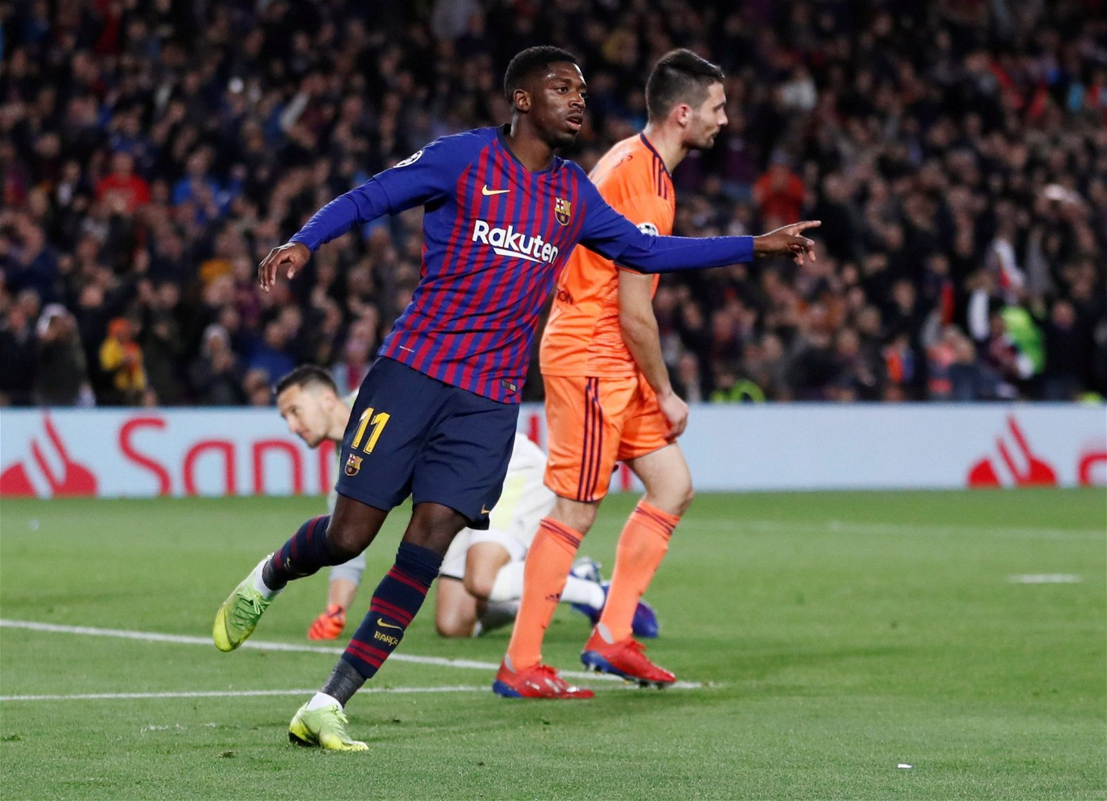 Dembele Barcelona - Barcelona talent showing signs that he has turned a major corner in his development - opinion