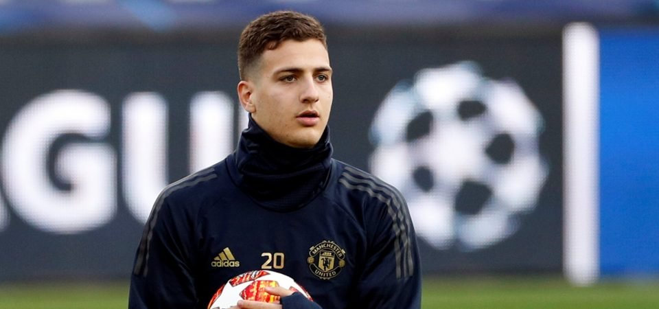 Manchester United's Diogo Dalot could surprise people despite Wan-Bissaka arrival