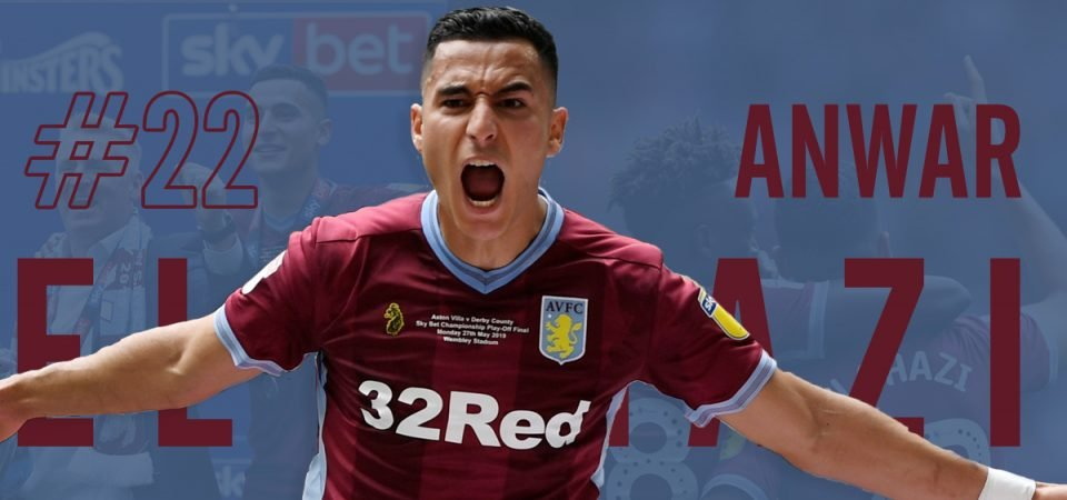 El Ghazi has chance to prove why he was once linked with Liverpool & Man United
