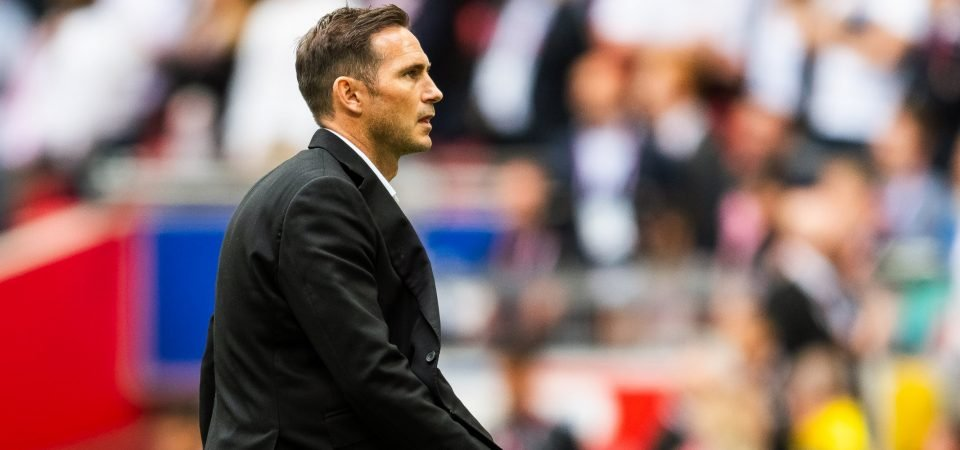 Chelsea fans criticise Frank Lampard's substitutions against Sheffield United