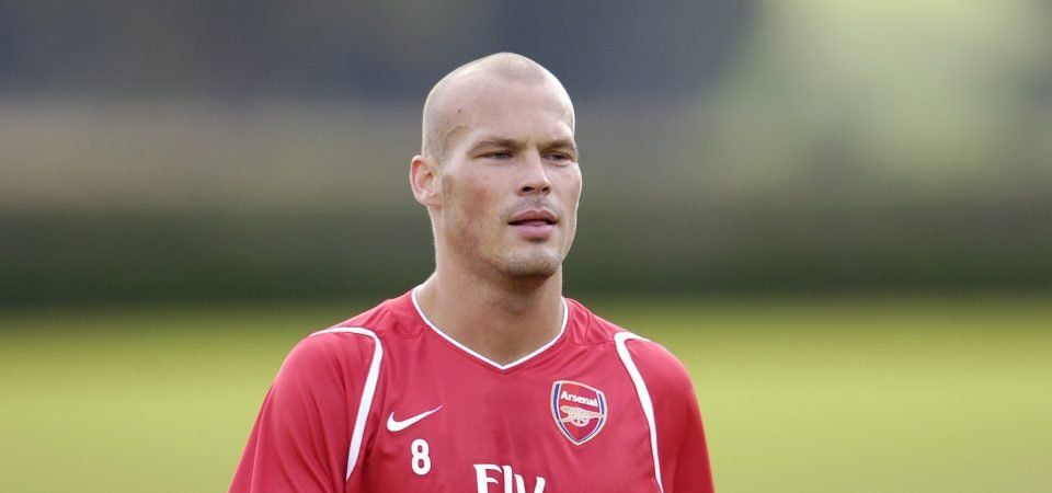 Arsenal's Freddie Ljungberg promotion is already starting to pay off