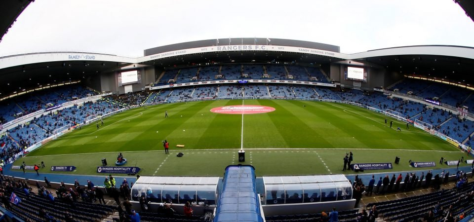Rangers fans hugely excited about the new season after Ibrox renovations