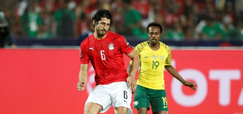 Hegazi would go against Aston Villa's philosophy if he signs