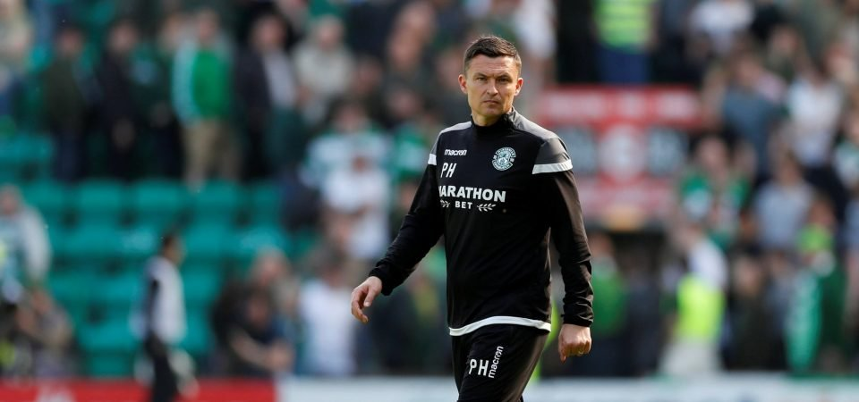 Gordon investment can help push Hibs towards McNulty and Omeonga captures