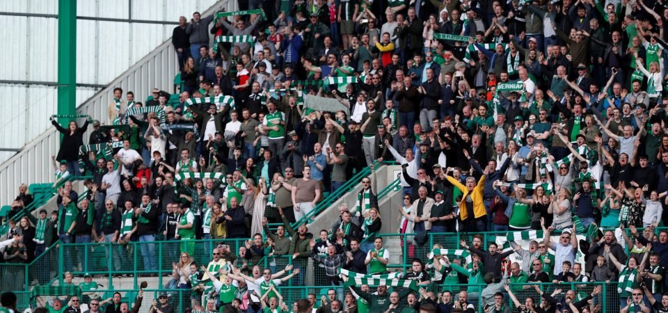 Hibs fans delighted with club takeover and Ron Gordon investment