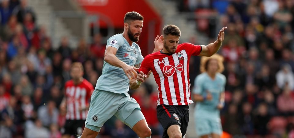 Southampton fans in savage attack on Wesley Hoedt after poor defending