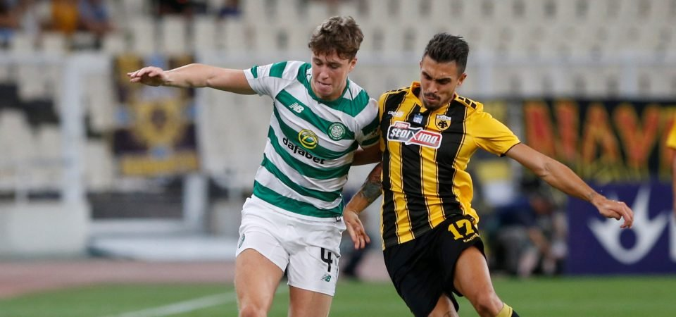 Celtic squad trimming promise from Neil Lennon could spell end for Jack Hendry