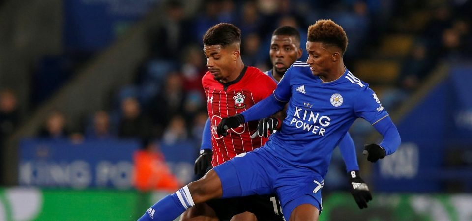 Leicester should give up pursuit of Lemina because of one trait