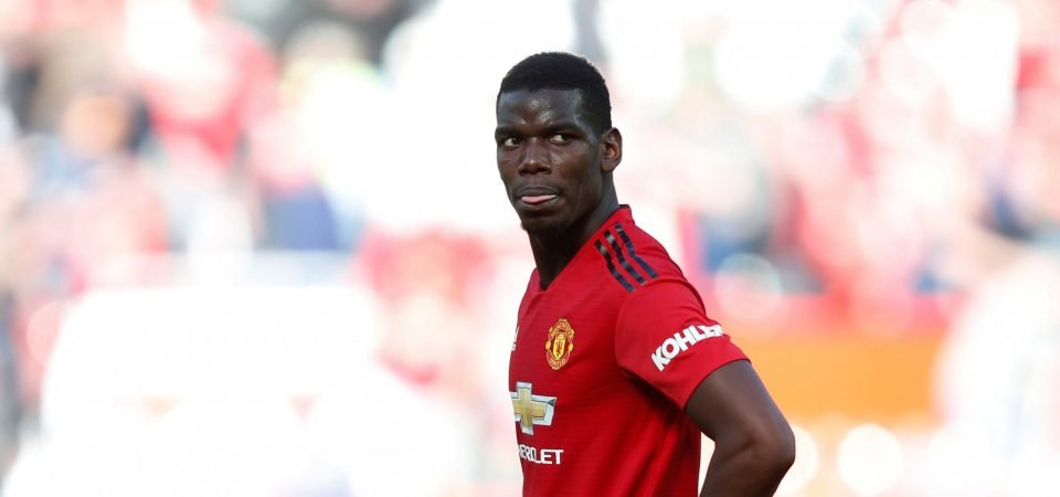 Manchester United star Paul Pogba urged to stop trying fancy skills by Dean Saunders