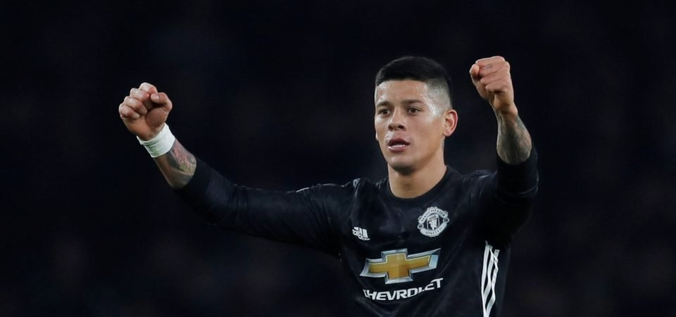 Man Utd need to lower valuation of Marcos Rojo