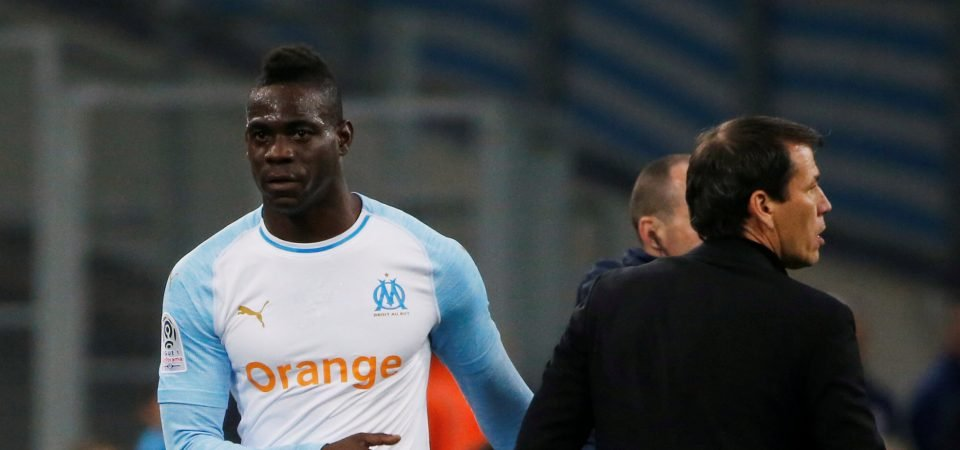 West Ham offered chance to sign firebrand Balotelli
