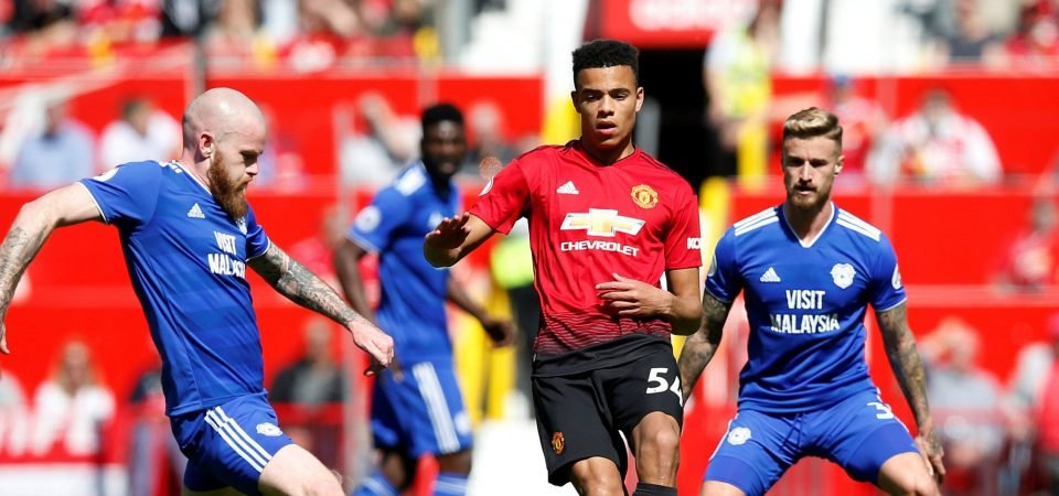 Manchester United fans left in awe over Mason Greenwood