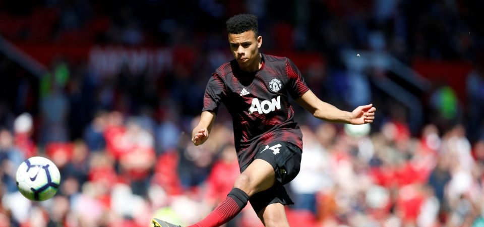 Mason Greenwood can enjoy the same breakthrough that Marcus Rashford did