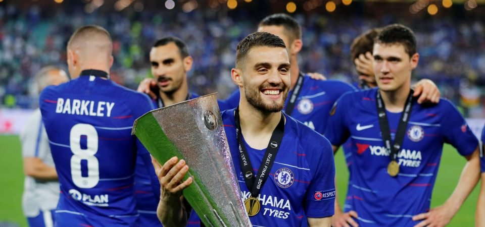 Chelsea's Mateo Kovacic could become a goal threat under Lampard