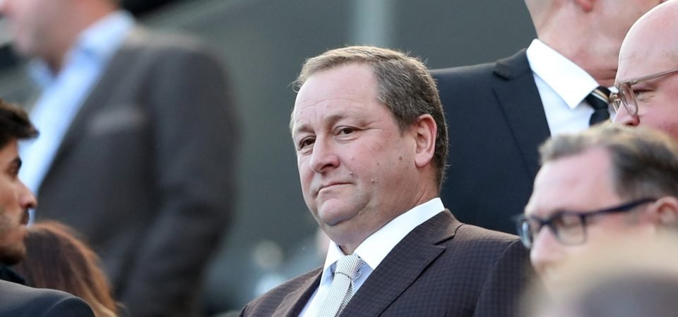 Exclusive: Gillespie slams Newcastle owner Mike Ashley for lack of ambition