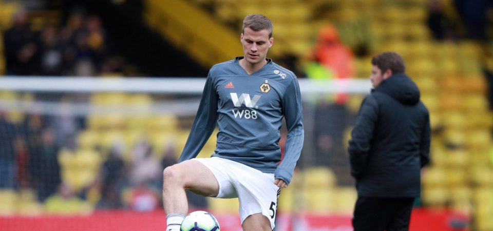 Bennett could be in danger if Wolves sign a defender this summer
