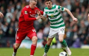 Celtic's Ryan Christie doing well after last season's injuries says Jackie McNamara